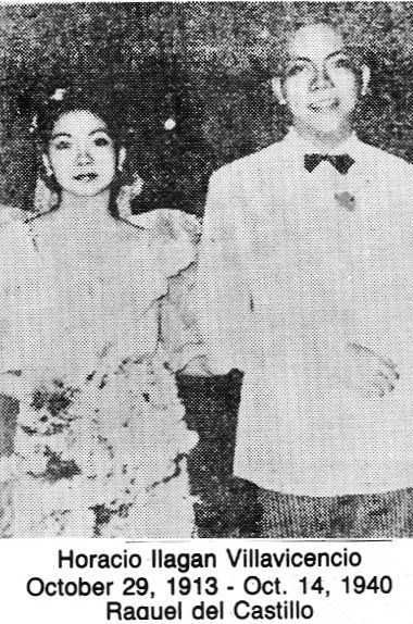 Horacio and Racquel Villavicencio