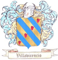 Villavicencio Coat of Arms